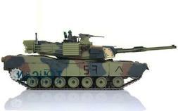 US Stock Henglong 1/16 Upgraded M1A2 Abrams 6.0 3918 RC Tank