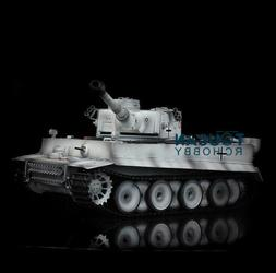 US Stock Henglong 1/16 RTR RC Tank 3818 6.0 Upgraded Metal V
