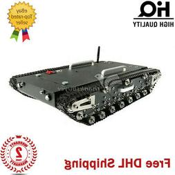 WT-500S Smart RC Robotic Tracked Tank RC Robot Car Base Chas
